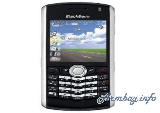 Vacharvum e BLACKBERRY PEARL 3G 9105